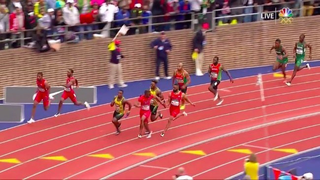 2016 Penn Relays USA vs The World