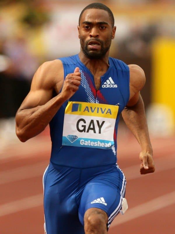 Tyson-Gay