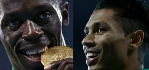 Usain Bolt vs Wayde Van Neikerk at 300m – Who wins?