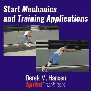 Derek Hansen's Start Mechanics and Training Applications