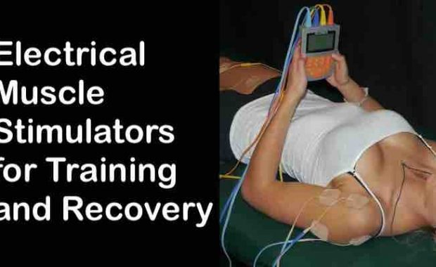 Electrical Muscle Stimulators (EMS) for Training and Recovery