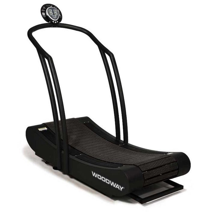 Woodway Curve Treadmills